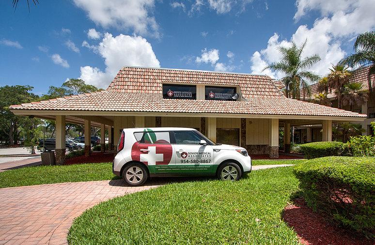 Senior Medical Associates / Coral Springs