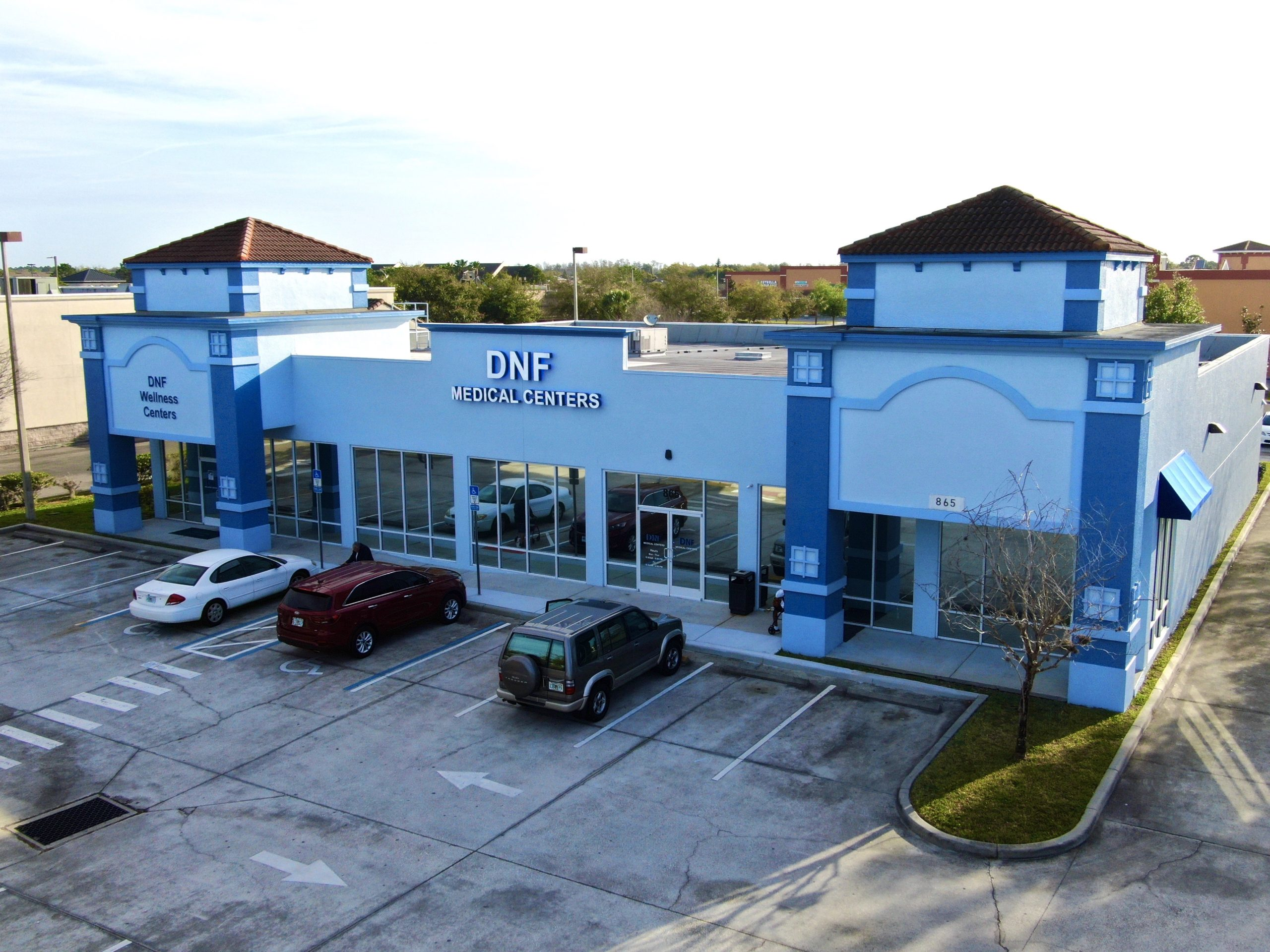 DNF Medical Centers Kissimmee