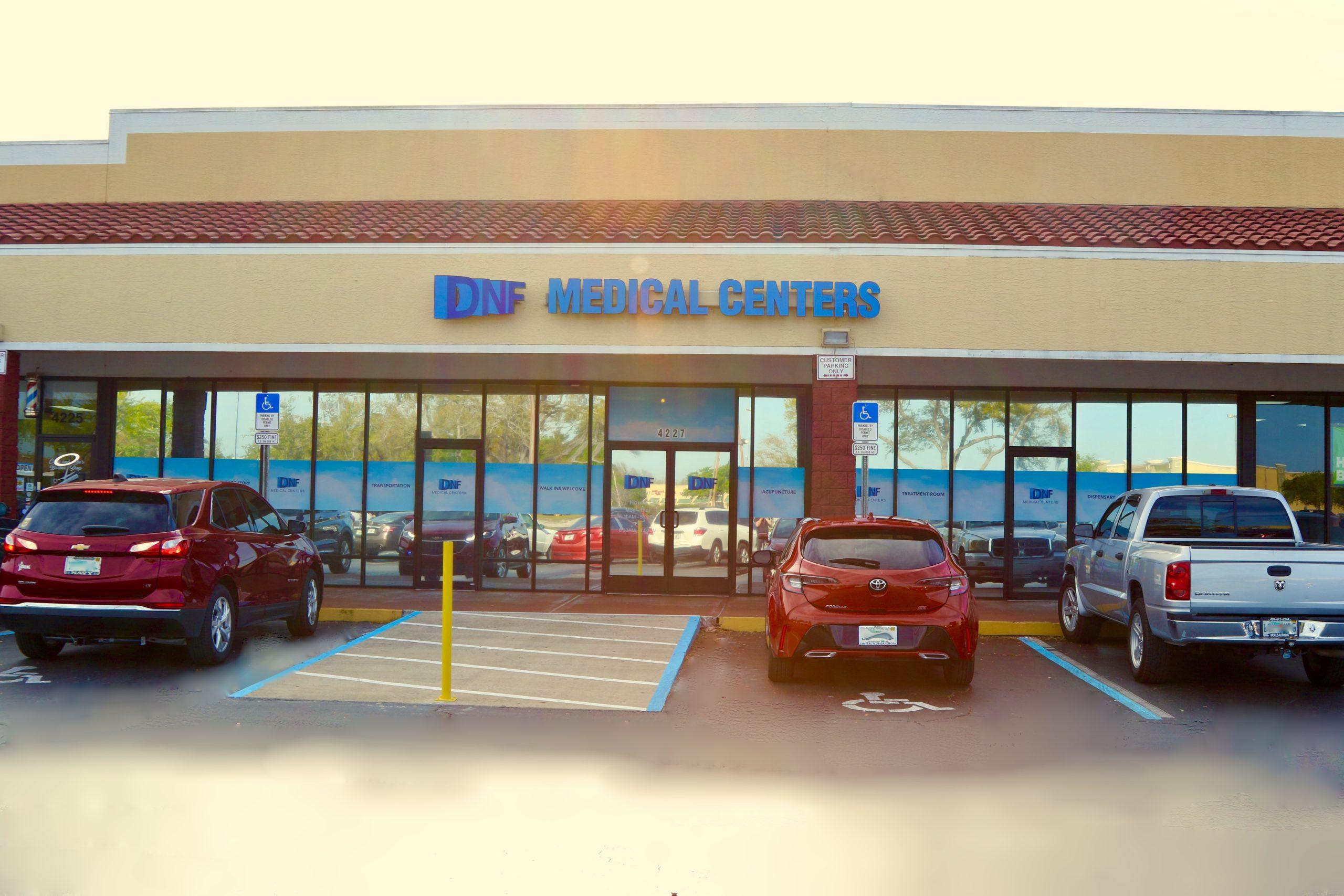 DNF Medical Centers Saint Cloud