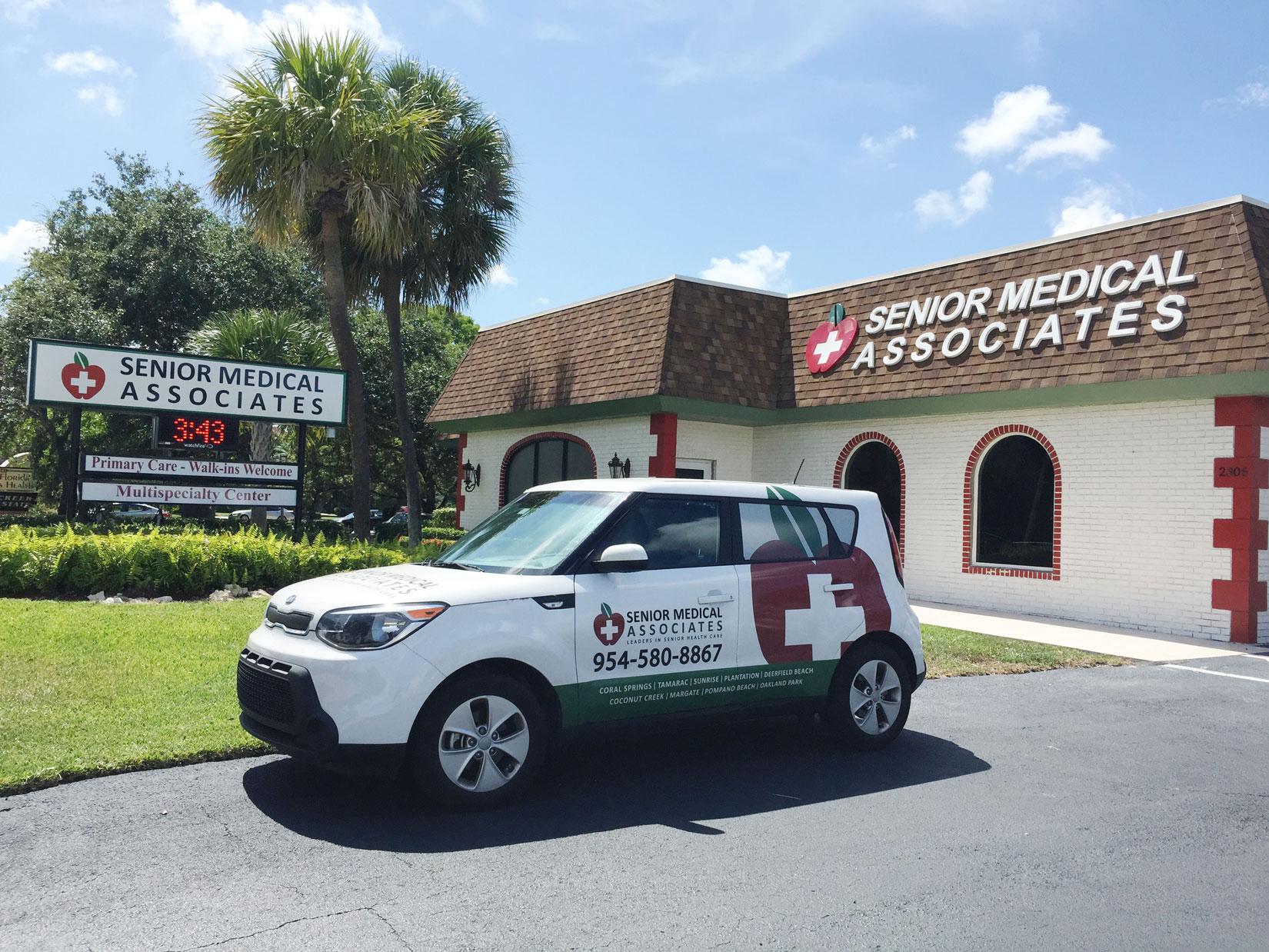 Senior Medical Associates / Deerfield Beach