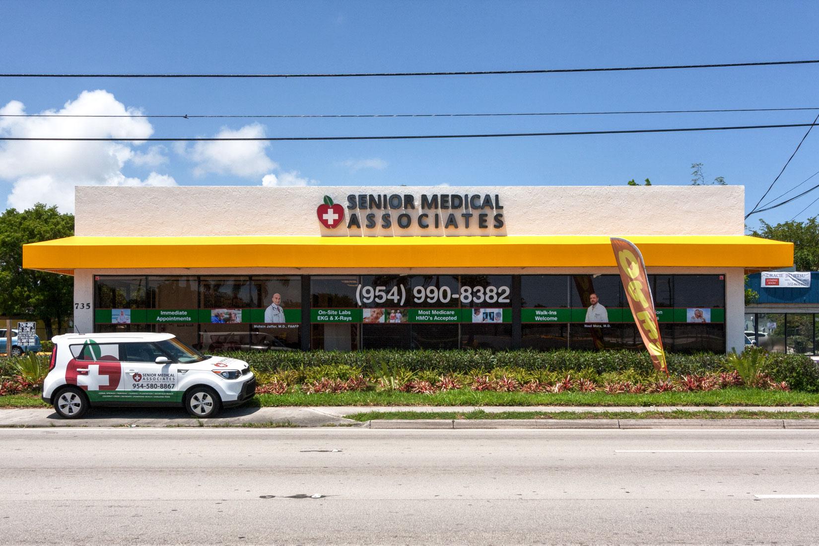 Senior Medical Associates / Oakland Park